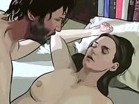 Winona Ryder nude and gets fucked in various poses